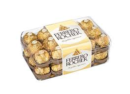 Ferrero Rocher Chocolates, <b>30 Pcs</b>: Amazon.in: Grocery & Gourmet ...