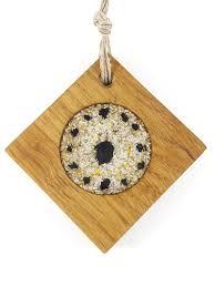 black tourmaline orgone pendant in oak silver