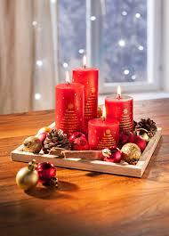 Kerzenset Weihnachten Mit Deko Jetzt Bei Weltbildde Bestellen