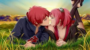 cartoon love couple hd
