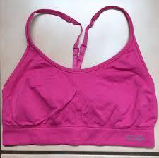 Hot Pink C9 By Champion Seamless Sports Bra It Has Depop