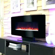 wall fireplace electric regarding fireplaces flare mount prepare costco curved