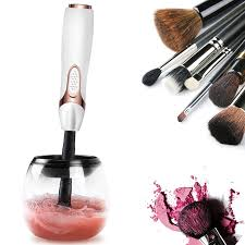 7lana new and improved professional electric makeup brush cleaner