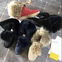 Wholesale Grey Rabbit <b>Fur Boots for</b> Resale - Group Buy Cheap ...
