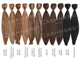 Hair Extension Color Chart Hair Extension Color Chart For Side By Side Color Comparison
