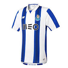 New Balance FC Porto Home Jersey [WT] : Clothing - Amazon.com