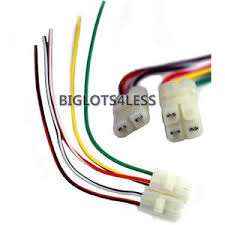 cdi cable wire harness plug gy6 4 stroke 50cc 150cc scooter moped image is loading cdi cable wire harness plug gy6 4 stroke