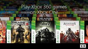 video forintroducing your first 104 xbox one backward patible games
