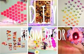 how to make diy crafts for your room homemade bedroom decor easy room decor simple homemade