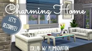 Sims Interior Design Game Sims 4 Interior Design Charming Family Home