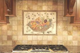 Mural Tiles For Kitchen Decor Chic Ceramic Tile Backsplash Tile Designs