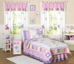 Kids Bedroom Bedding Kids Butterfly Bedding Pink Purple Lavender Twin Full Queen