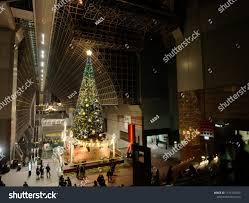 Kyoto Christmas Lights Kyoto Japan December 9 2016 Huge Stock Image Download Now
