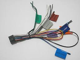 new wire harness for kenwood kdc mpu player bull picclick original kenwood kdc mp435u wire harness oem e