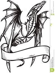 template of a dragon pictures of dragon coat of arms template kidskunst info