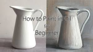 full step by step oil painting tutorial for beginner how to paint in oil for beginner you