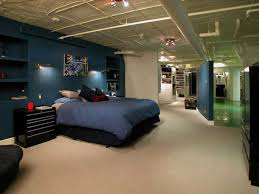 basement track lighting. Solutions. A Dramatic Transformation Allows For Lofty Living In Basement Track Lighting D
