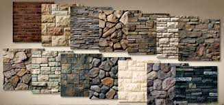 synthetic stone wall cladding