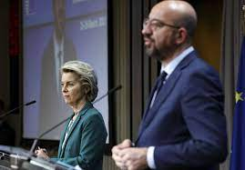 EU's Michel, von der Leyen to visit Turkey on April 6