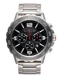 quiksilver b 52 watch silver black surfstitch silver black mens accessories quiksilver watches eqywa3001xssk