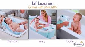 Summer Infant's NEW Lil' Luxuries Whirlpool, Bubbling Spa & Shower ...