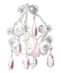 white and pink chandelier white pink chandelier night light white pink chandelier