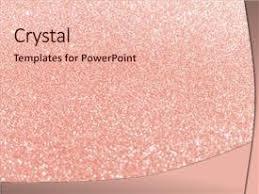 5000 Pink Gold Glitter Powerpoint Templates W Pink Gold Glitter