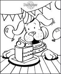 Kleurplaat Peppa Pig Verjaardag Olivinumcom Peppa Pig
