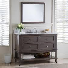 Home Decorators Bathroom Vanities Home Decorators Collection Teasian 49 In W X 22 In D Vanity In