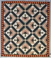 Historical Quilt Patterns   Quilting Squares   Pinterest   Patterns & Pine Tree Quilt: Circa 1880; West Virginia Adamdwight.com