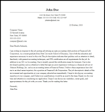 Cover Letter Accounting Clerk Professional Accounting Clerk Cover Letter Sample Writing Guide
