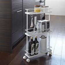 slimline kitchen storage trolley tidy kitchen organisation