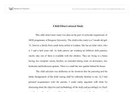child observation essay twenty hueandi co child observation essay