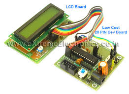 using lcd module avrs extreme electronics lcd interface atmega8