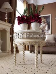 Sofa Chair For Bedroom Ym023 Elegant White Neoclassic French Living Sitting Room Reisure