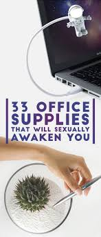 cool stuff for your office. 33 Office Supplies That Will Rock Your Goddamn World: USB Fans, Microwaves, Etc Cool Stuff For L