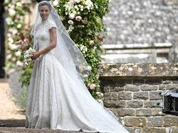 the best celebrity wedding dresses this year business insider