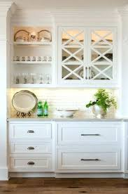 glass front cabinet doors diy kitchen decision or lovely with regard to 10
