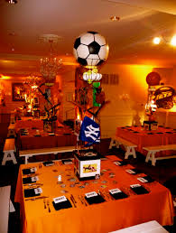 Sports Themed Balloon Decor Sports Theme Gallery Eggsotic Events