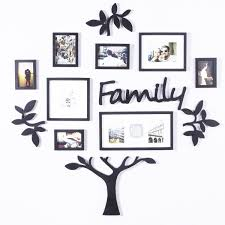 artmore 13 picture hanging collage frame black