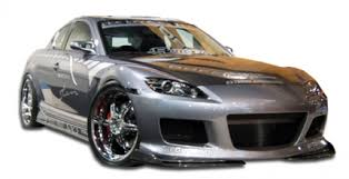 mazda rx8 custom body kit. 20042008 mazda rx8 duraflex m1 speed body kit 4 rx8 custom
