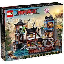 Купить конструктор <b>LEGO Ninjago Порт</b> Нинидзяго <b>Сити</b> 70657 в ...