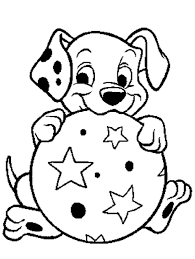 Small Picture 101 Dalmatians Coloring Pages GetColoringPagescom