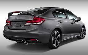 honda civic si 2015. Contemporary Honda 2015 Honda Civic Vs Si At Allan Nott And C