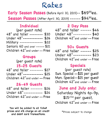 Paradise « Grand Prices Ticket Park Water