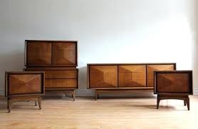 mid century modern furniture portland. Mid Century Furniture Modern Bedroom Set By United In West Used Portland