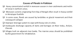 floods in 4 causes of floods in