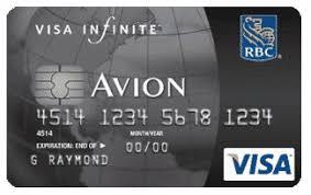 Rbc Avion Points Redemption Chart Rbc Visa Infinite Avion Credit Card Review