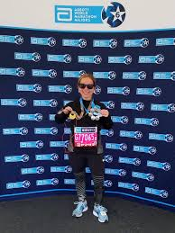 Turner woman with spinal injury completes World Marathon Majors