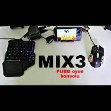İdil içinde, ikinci el satılık MIX3 PUBG OYUN KONSOLU - letg